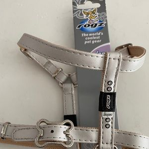 BRAND NEW PUPPY HARNESS AND LEASH SET